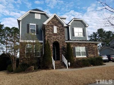 Wake Forest Rental For Rent: 1317 Plunket Drive