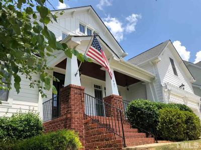 Raleigh Single Family Home For Sale: 637 Competition Road
