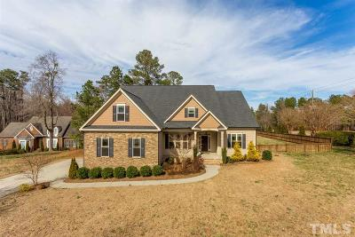 Fuquay Varina Single Family Home For Sale: 5000 Hanna Lane