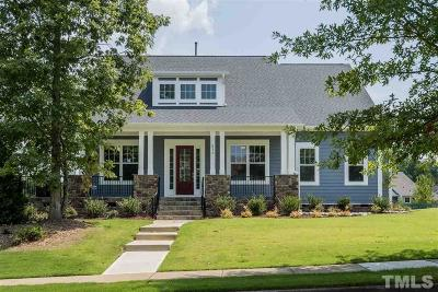 Holly Springs Single Family Home For Sale: 816 Green Oaks Parkway
