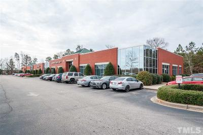 Raleigh Commercial For Sale: 4905 Green Road #109