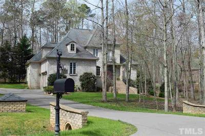 Clayton Single Family Home For Sale: 265 Bragg Court