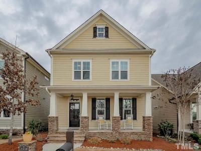 Chapel Hill Single Family Home For Sale: 2338 Briar Chapel Parkway