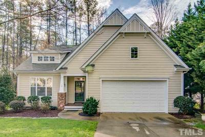 Durham NC Single Family Home For Sale: $398,000