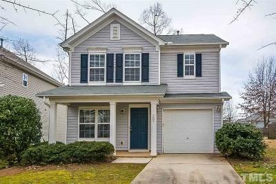Wake County Single Family Home For Sale: 209 Trayesan Drive