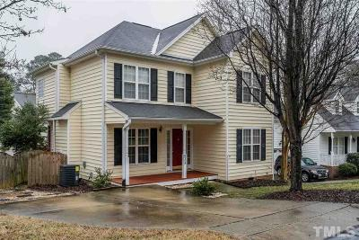Raleigh Single Family Home For Sale: 8908 Castleton Lane