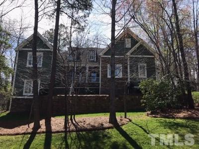 Clayton Single Family Home For Sale: 130 Christenbury Lane