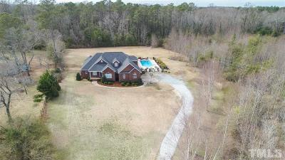 Johnston County Single Family Home For Sale: 420 Juniper Church Road