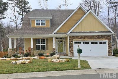 Durham Single Family Home For Sale: 6 Tulip Tree Court