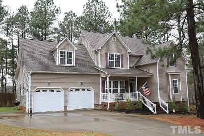 Raleigh Single Family Home For Sale: 5904 Shedd Drive