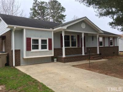 Garner Single Family Home For Sale: 106 Bayberry Lane