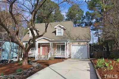 Apex Single Family Home For Sale: 308 Burnt Pine Court