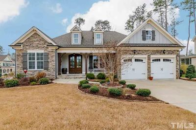Apex Single Family Home For Sale: 2936 Oakley Woods Lane