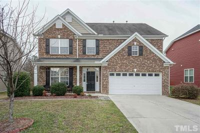 Knightdale Single Family Home For Sale: 202 Hope Valley Road