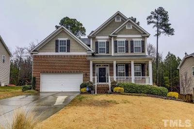 Fuquay Varina, Holly Springs Single Family Home For Sale: 104 Magnolia Meadow Way