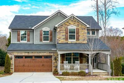Wake County Single Family Home For Sale: 1401 Green Mountain Drive