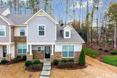 Durham Townhouse For Sale: 32 Intuition Circle