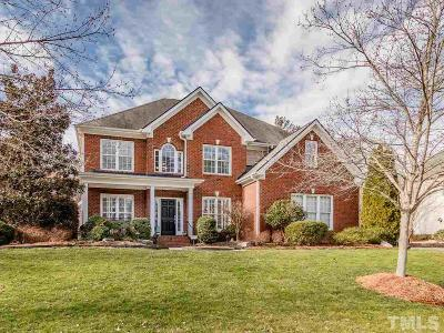 Chapel Hill Single Family Home Contingent: 4209 Taylor Hall Place