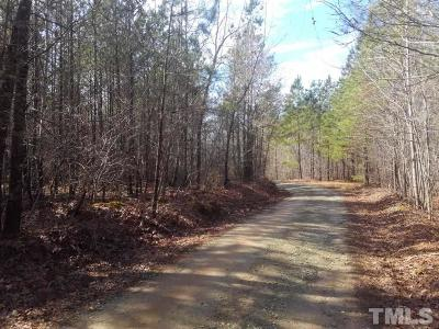 Lee County Residential Lots & Land For Sale: Carbonton Road