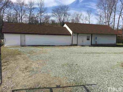 Chatham County Commercial For Sale: 1008 S Chatham Avenue