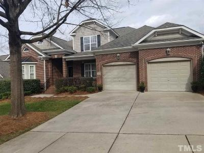 Raleigh Single Family Home For Sale: 1212 Shining Water Lane