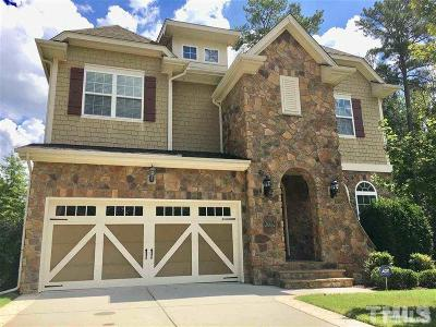 Raleigh Single Family Home For Sale: 8505 Stonechase Drive