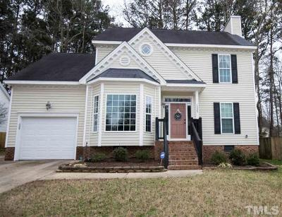 Apex Single Family Home For Sale: 1005 Woodbriar Street