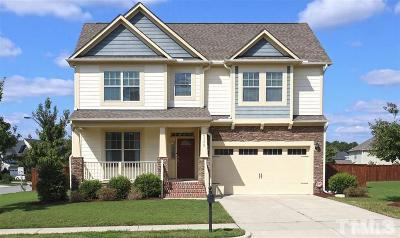 Raleigh NC Single Family Home For Sale: $345,000