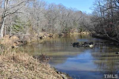 Granville County Single Family Home Pending: 3566 B Nc 96 Highway