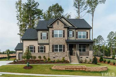 Cary NC Single Family Home For Sale: $684,990