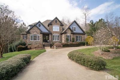 Raleigh Single Family Home For Sale: 1212 High Glen Point