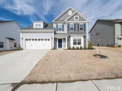 Knightdale Single Family Home For Sale: 4806 Quiet Creek Lane