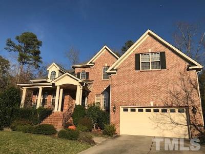 Durham Single Family Home For Sale: 12 Sandhill Lane