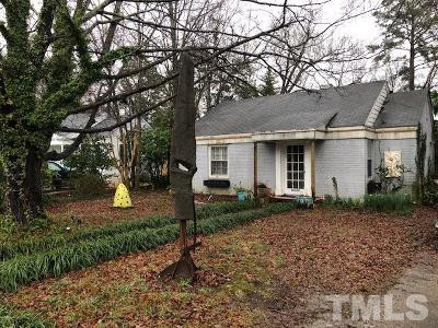 Single Family Home For Sale: 804 N King Charles Road