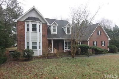 Durham Single Family Home Pending: 3735 Stoneybrook Drive
