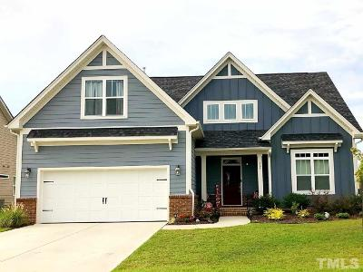 Fuquay Varina Single Family Home For Sale: 309 Rhoda Lilley Drive