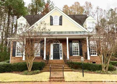 Durham Single Family Home For Sale: 42 Cheswick Place