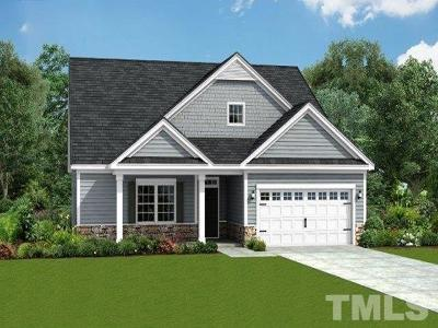 Fuquay Varina Single Family Home Pending: 601 Long Lake Drive #Lot 869