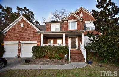 Cary Single Family Home For Sale: 210 Glebe Way