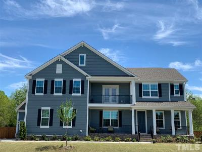 Apex Single Family Home For Sale: 4009 Cross Timber Lane