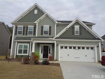 Knightdale Rental For Rent: 5001 Sleepy Falls Run