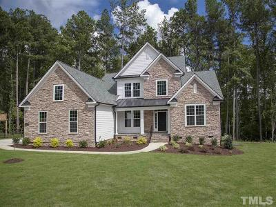 Wake Forest Single Family Home For Sale: 8008 Keyland Place #Lot 390
