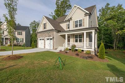 Knightdale Single Family Home For Sale: 303 Cedar Pond Court