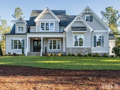 Pittsboro Single Family Home For Sale: 87 Seaforth Landing Drive