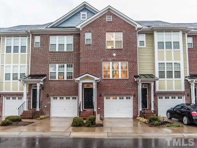 Cary Townhouse Contingent: 309 Dove Cottage Lane