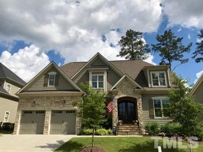 Cary Single Family Home For Sale: 2813 Banks Knoll Drive
