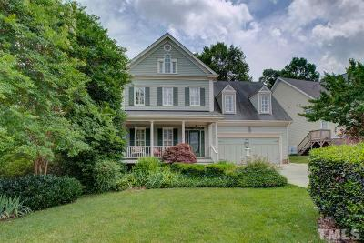 Wake County Single Family Home For Sale: 931 Walkertown Drive