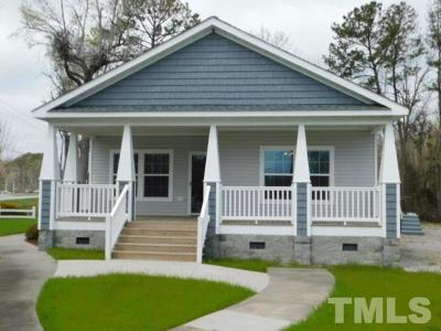 Holly Springs Single Family Home For Sale: 9013 Turner Drive