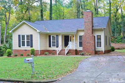 Single Family Home For Sale: 814 Temple Street