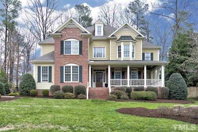 Wake County Single Family Home For Sale: 3925 Grandbridge Drive